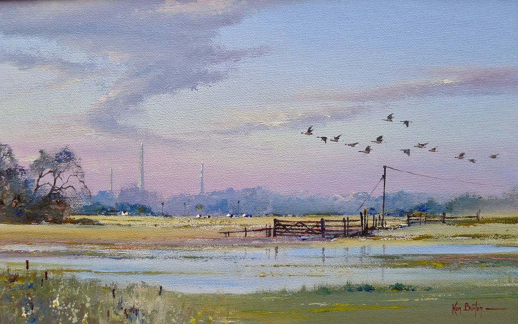 Whittlesey, Painting.