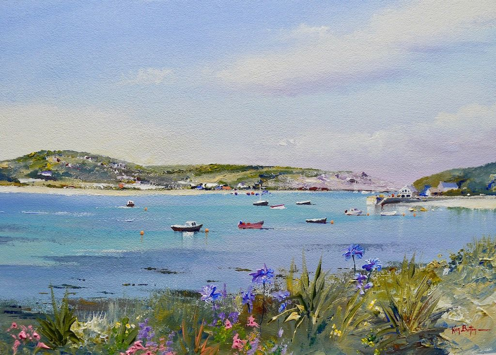 Bryher, tresco, Isles of Scilly