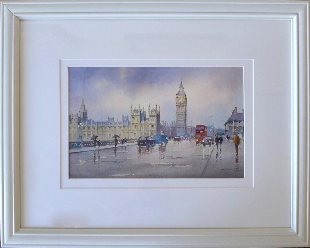 Westminster, London, Painting